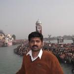 ஹரிதுவாரில்